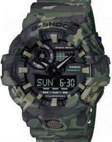 Мужские часы CASIO GA-700CM-3AER