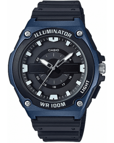 Мужские часы CASIO MWC-100H-2AVEF