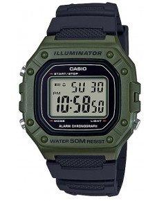 Мужские часы CASIO W-218H-3AVEF