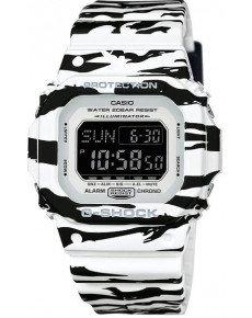 Мужские часы CASIO DW-D5600BW-7ER