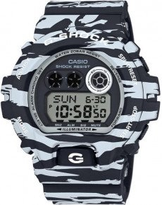 Мужские часы CASIO G-Shock GD-X6900BW-1ER