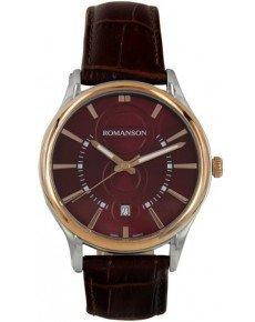 Мужские часы ROMANSON TL0392MR2T BROWN