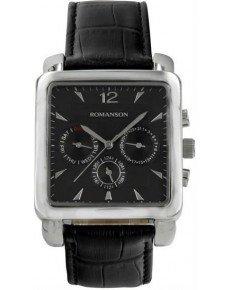 Мужские часы ROMANSON TL9244MWH BK