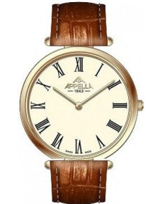 Мужские часы APPELLA AP.4399.01.0.1.02