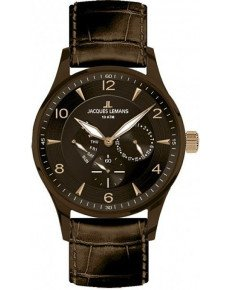 Мужские часы JACQUES LEMANS 1-1827G