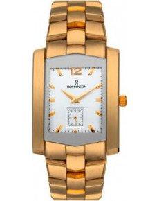 Мужские часы ROMANSON TM3571BMRG WH ( У )