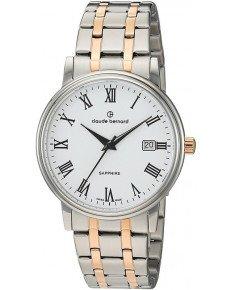 Мужские часы CLAUDE BERNARD 53007 357RM BR