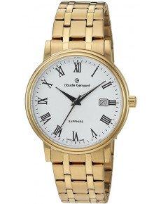 Мужские часы CLAUDE BERNARD 53007 37JM BR