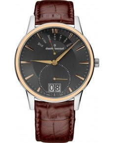 Мужские часы CLAUDE BERNARD 34004 357R GIR