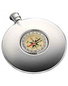 Фляга с компасом DALVEY D00527