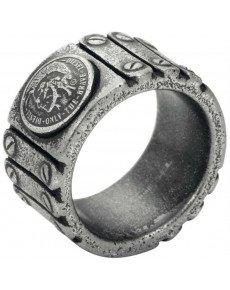 Мужское кольцо DIESEL DX0706040