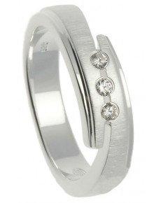Женское кольцо FOSSIL JF12263040