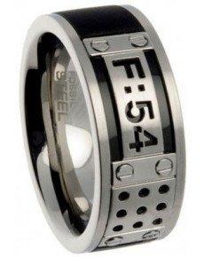 Мужское кольцо FOSSIL JF83867040