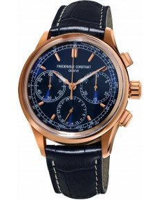 FREDERIQUE CONSTANT FLYBACK CHRONOGRAPH MANUFACTURE FC-760N4H4