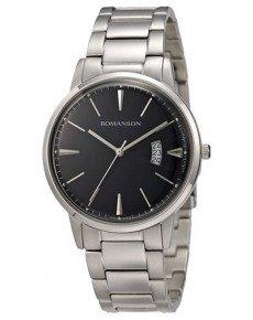 Мужские часы ROMANSON TM4201MWH BK