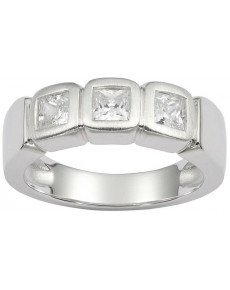 Женское кольцо FOSSIL JF13299040