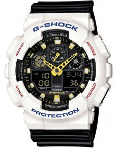 Мужские часы CASIO G-Shock GA-100CS-7AER