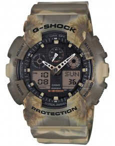 Мужские часы CASIO GA-100MM-5AER