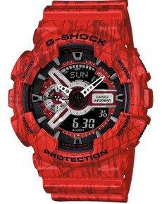 Мужские часы CASIO G-Shock GA-110SL-4AER