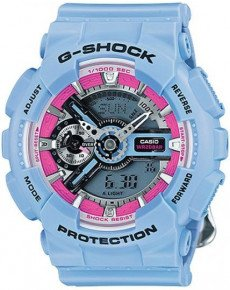 Мужские часы CASIO G-Shock GMA-S110F-2AER