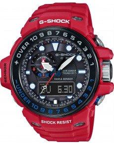 Мужские часы CASIO GWN-1000RD-4AER