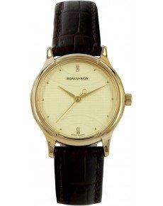 Женские часы ROMANSON TL1213LGD GD