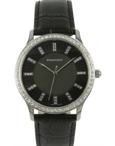 Женские часы ROMANSON RL0384TLWH BK