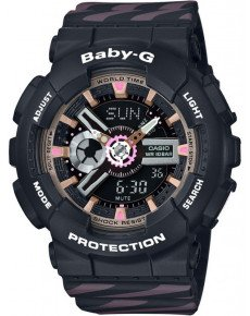 Женские часы CASIO BA-110CH-1AER
