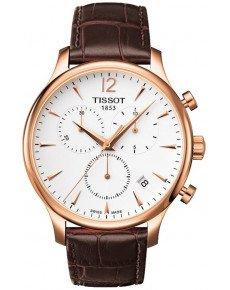 Мужские часы TISSOT T063.617.36.037.00 TRADITION