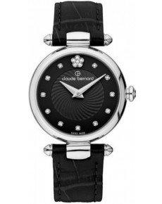 Женские часы CLAUDE BERNARD 20501 3 NPN2