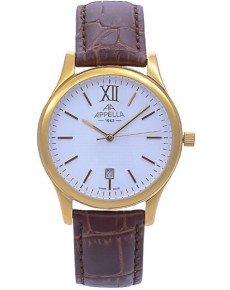 Мужские часы APPELLA A-4283-1011
