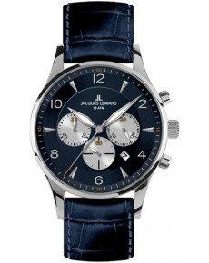 Мужские часы JACQUES LEMANS 1-1654C