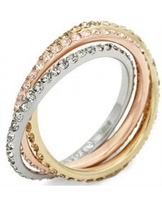 Женское кольцо FOSSIL JF00852998