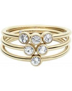 Женское кольцо FOSSIL JF02489710