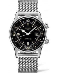 LONGINES Legend Diver Watch L3.774.4.50.6
