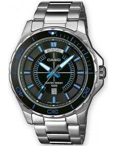 Мужские часы CASIO MTD-1076D-1A2VEF