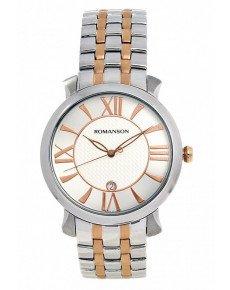 Мужские часы ROMANSON TM1256MR2T WH