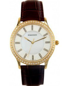 Женские часы ROMANSON RL0384TLG WH