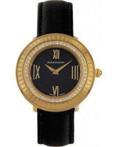 Женские часы ROMANSON RL0385TLG BK