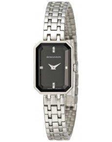 Женские часы ROMANSON RM4207LWH BK
