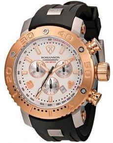 Мужские часы ROMANSON AL1236HMR2T WH