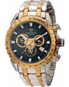 Мужские часы ROMANSON AM1210HM2T BK