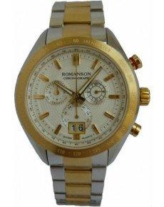Мужские часы ROMANSON AM6A06HM2T WH