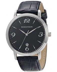 Мужские часы ROMANSON TL4259MWH BK
