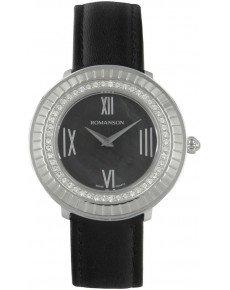 Женские часы ROMANSON RL0385TLWH BK