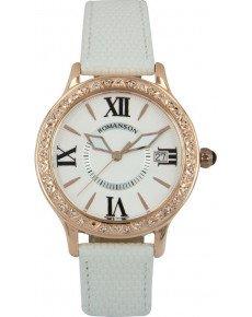 Женские часы ROMANSON RL1222QLRG WH