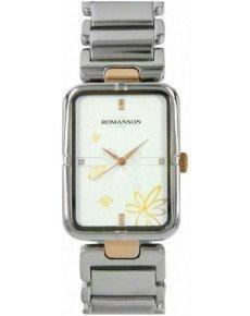 Женские часы ROMANSON RM0356LR2T WH
