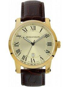 Мужские часы ROMANSON TL0334MG GD (R)