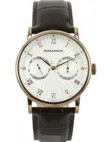 Мужские часы ROMANSON TL1275BMRG WH