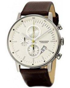 Мужские часы ROMANSON TL8242HMWH IVORY